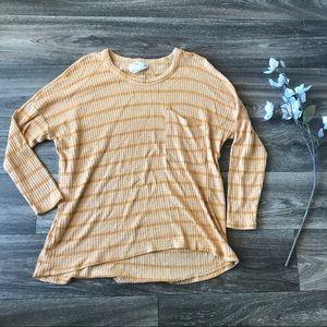 Blu-Pepper Sweater